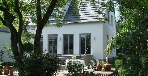 architekt loeppenberg rheda wiedenbrueck umbau und sanierung eines einfamilienhauses. Black Bedroom Furniture Sets. Home Design Ideas